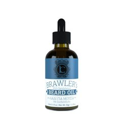 Масло для ухода за бородой BRAWLER'S BEARD OIL SANDALWOOD