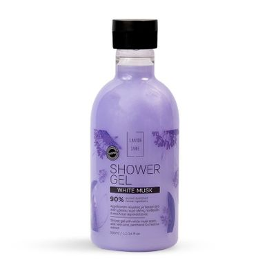 Гель для душа SHOWER GEL - WHITE MUSK